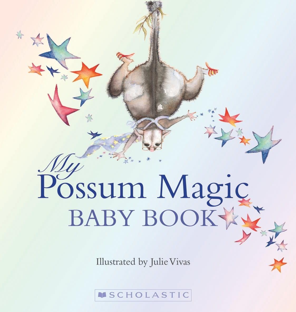 My Possum My Possum Magic Baby Record Book