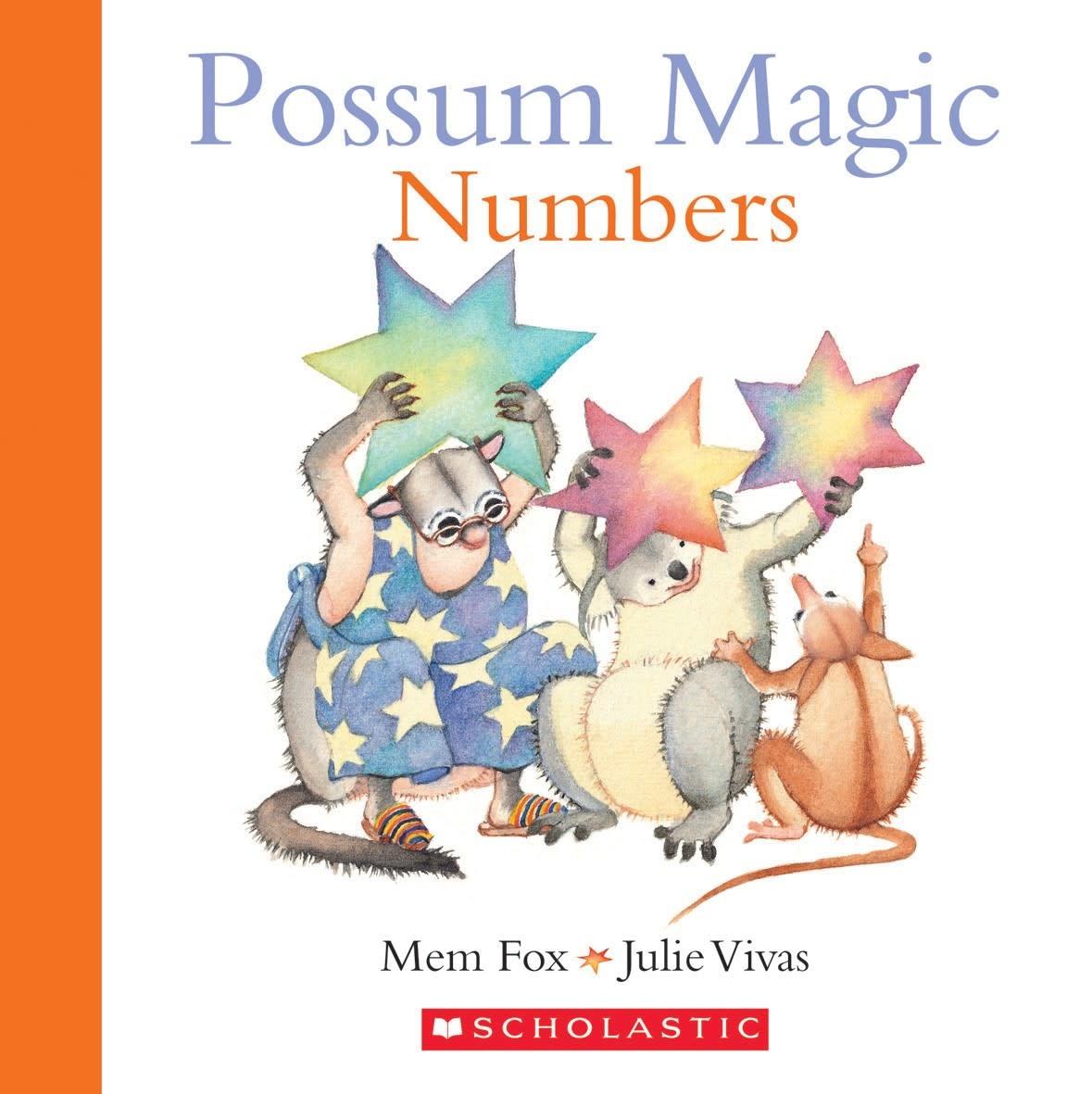My Possum Possum Magic Board Books
