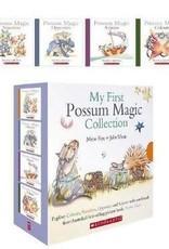 My Possum Possum Magic 4 Board Books Collections Box