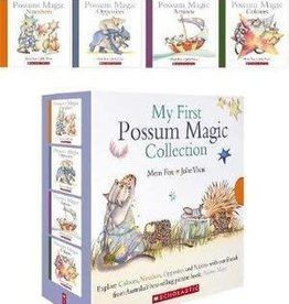 My Possum Possum Magic 4 Board Books Collections Box