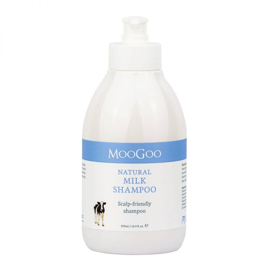 MooGoo MoGoo Natural Milk Shampoo 500ml