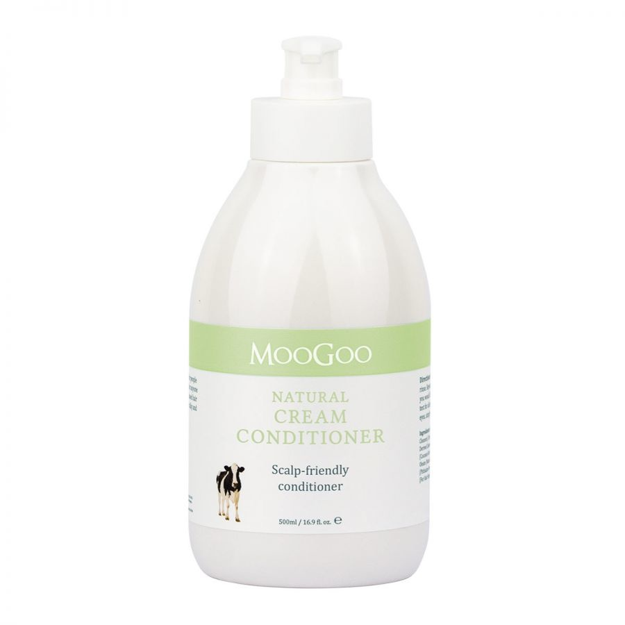 MooGoo MooGoo Natural Cream Conditioner 500ml