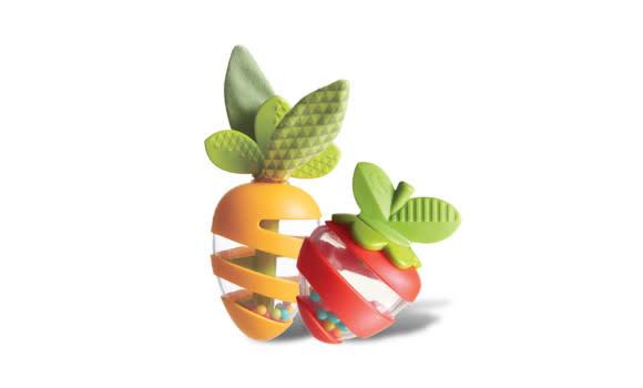 Tiny Love Tiny Love Tiny Growers - Carrots & Strawberry