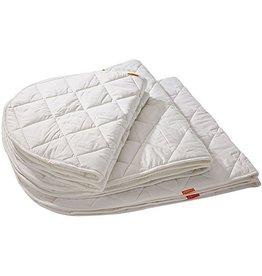 Leander Leander Organic Cradle Mattress Protector