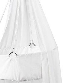 Leander Leander Cradle Canopy White