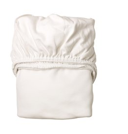 Leander Leander Organic Junior Bed Sheet Pack (2 fitted sheets) White Snow