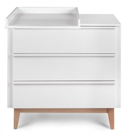Troll Troll Scandy Dresser Changing Tray White