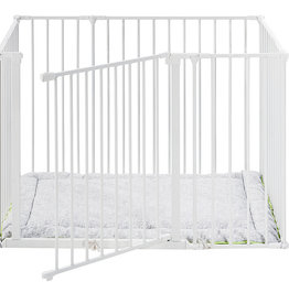 BabyDan BabyDan Flex BabyDan Play Pen with mat White