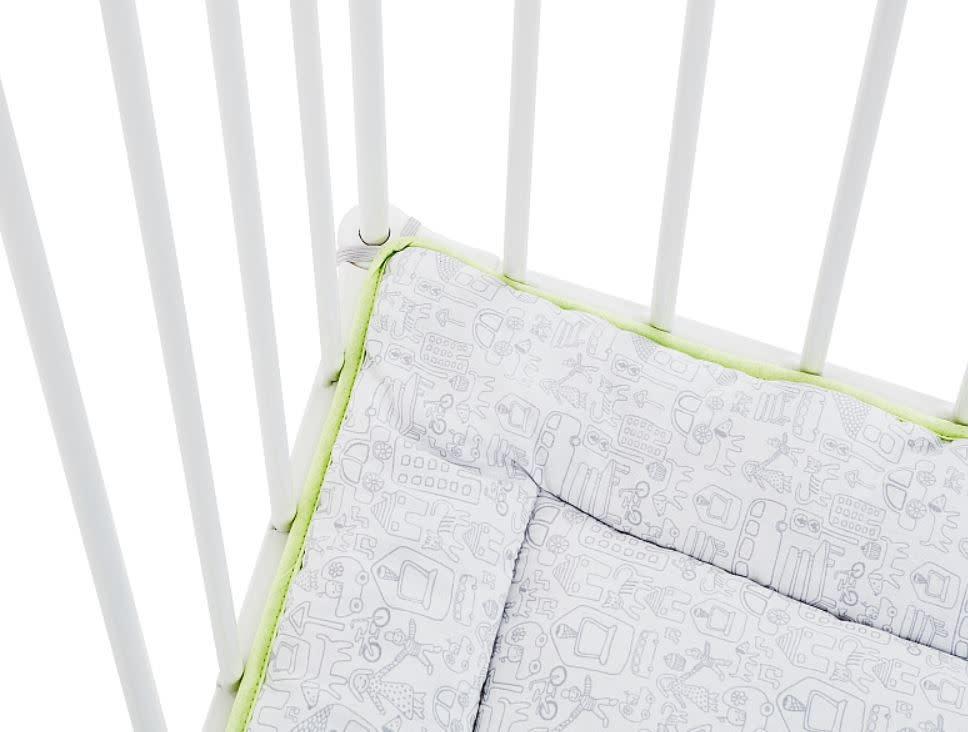 BabyDan BabyDan Flex BabyDan Play Pen with mat White