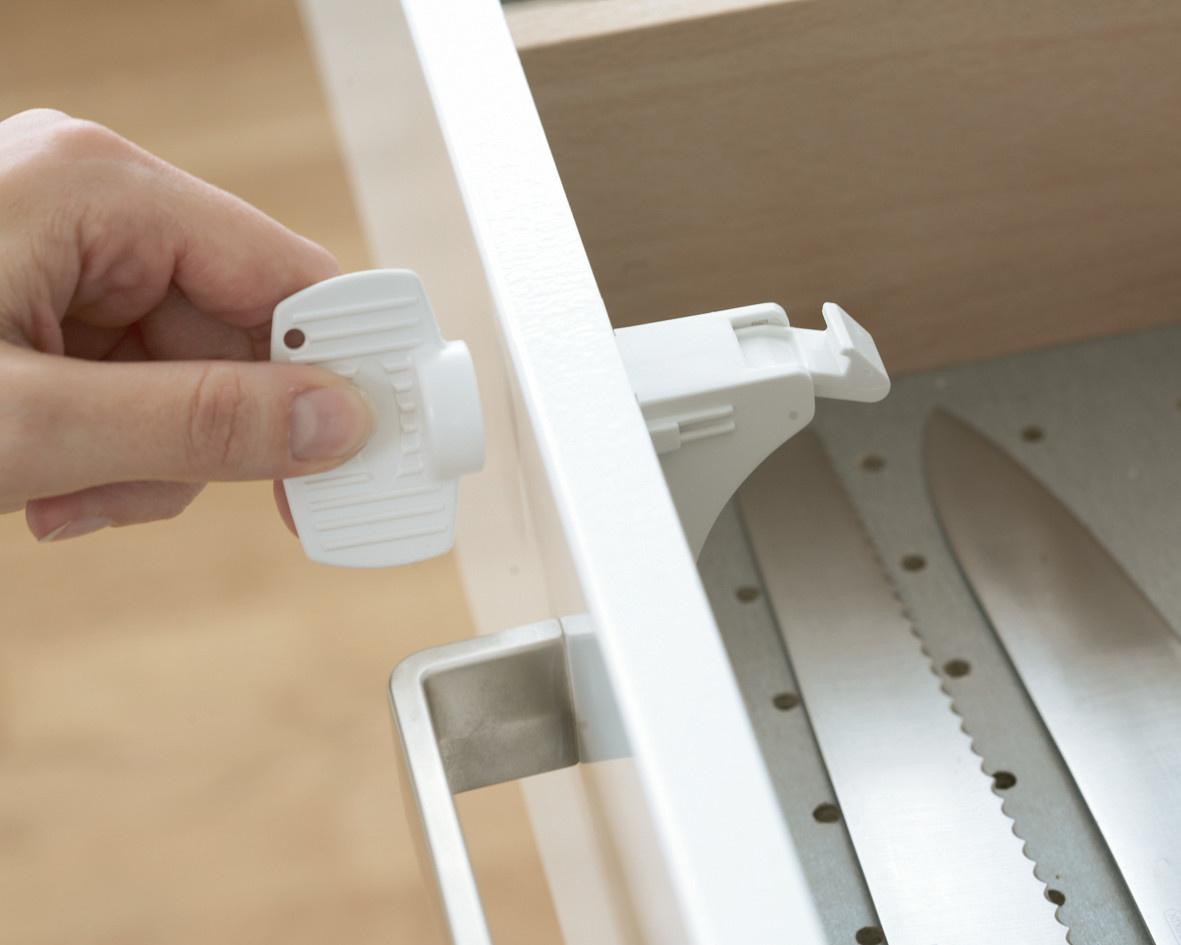 BabyDan BabyDan Magnetic Drawer / Cupboard Lock