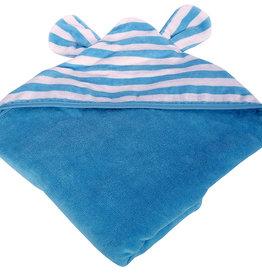Silly Billyz Silly Billyz Animal Organic Hooded Towel