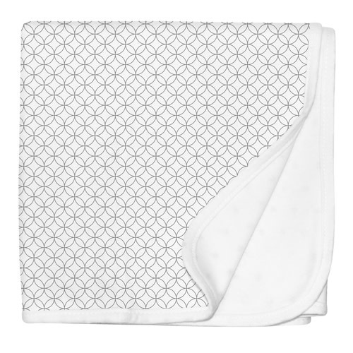 Silly Billyz Silly Billyz Jersey Swaddle Blanket