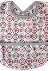 Silly Billyz Silly Billyz Wipe Clean Pocket Bib 3pk
