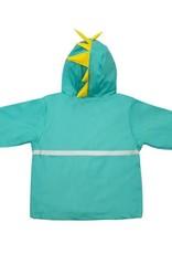 Silly Billyz Silly Billyz Waterproof Jackets Head Aqua
