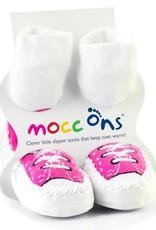 Mock Ons Mocc Ons Fushia Sneaker