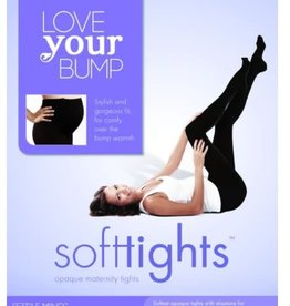 Love Your Bump Love Your Bump Maternity Tights - Black