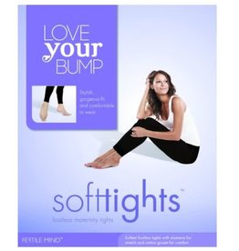 Love Your Bump Love Your Bump Footless Maternity Tights - Multifit