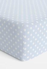 Bubba Blue Bubba Blue Polka Dot Jersey Fitted Sheet Bassinet