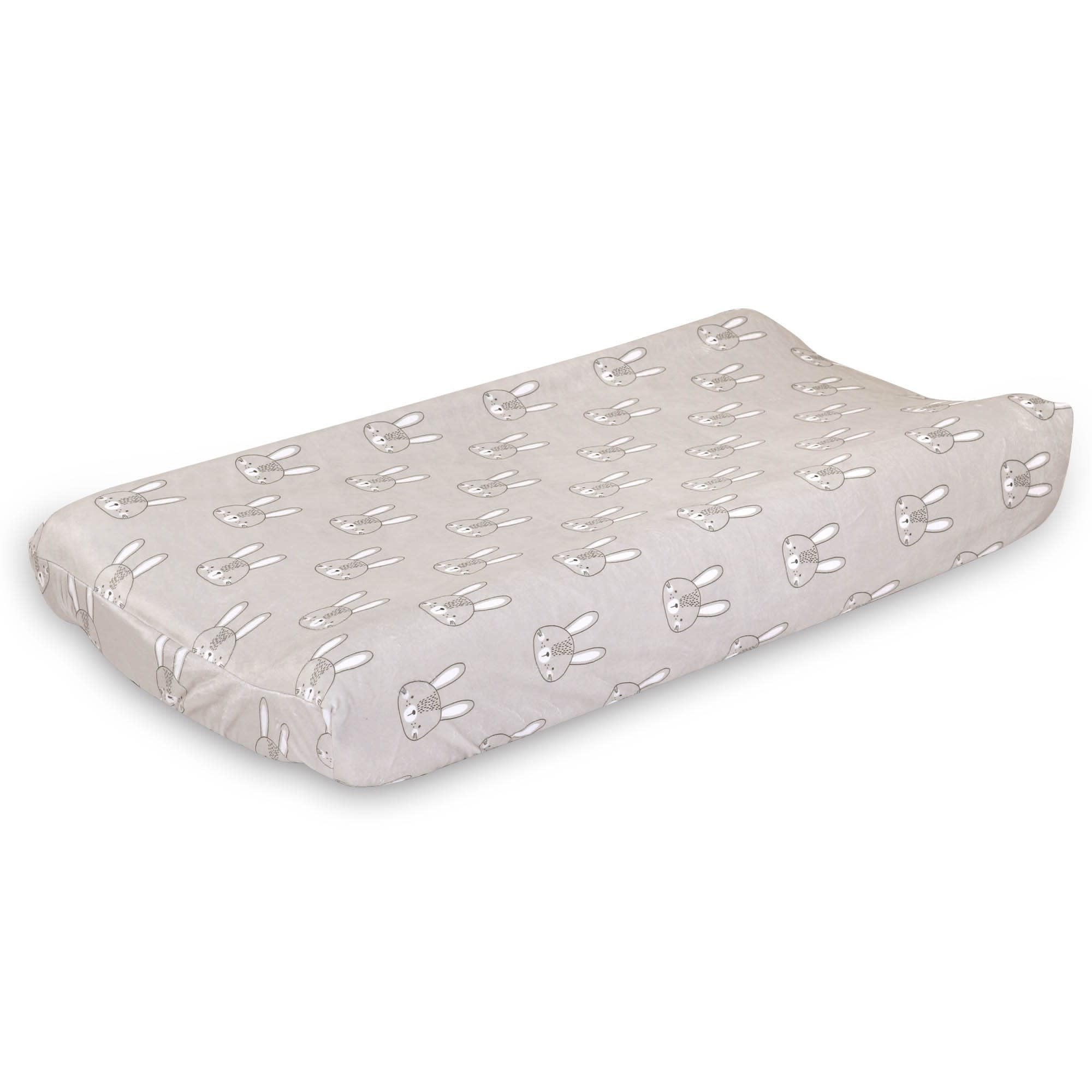 The Peanut Shell Peanut Shell Pepper Changing Pad Cover