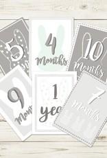 The Peanut Shell Peanut Shell Bunny Milestone Cards
