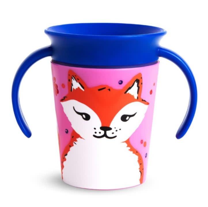 Munchkin Munchkin MMiracle® 360° WildLove Trainer Cup - Fox