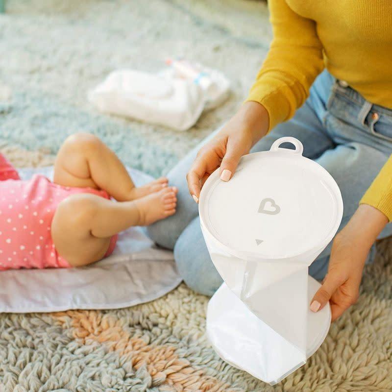 Munchkin Munchkin Toss Portable Disposal Diaper Pail - 5pk