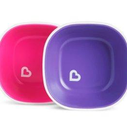 Munchkin Munchkin Splash™ Toddler Bowls - 2 Pk Assortment