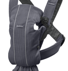 BabyBjorn BabyBjorn Baby Carrier Mini 3D Mesh Anthracite