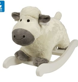 Childcare Childcare Deluxe Lamb Rocking Creature - Lamb