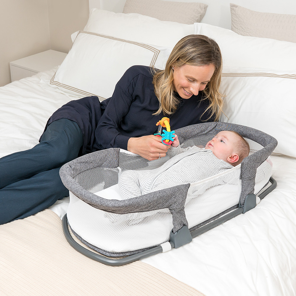 Childcare Childcare Cosy Sleeper Storm Cloud