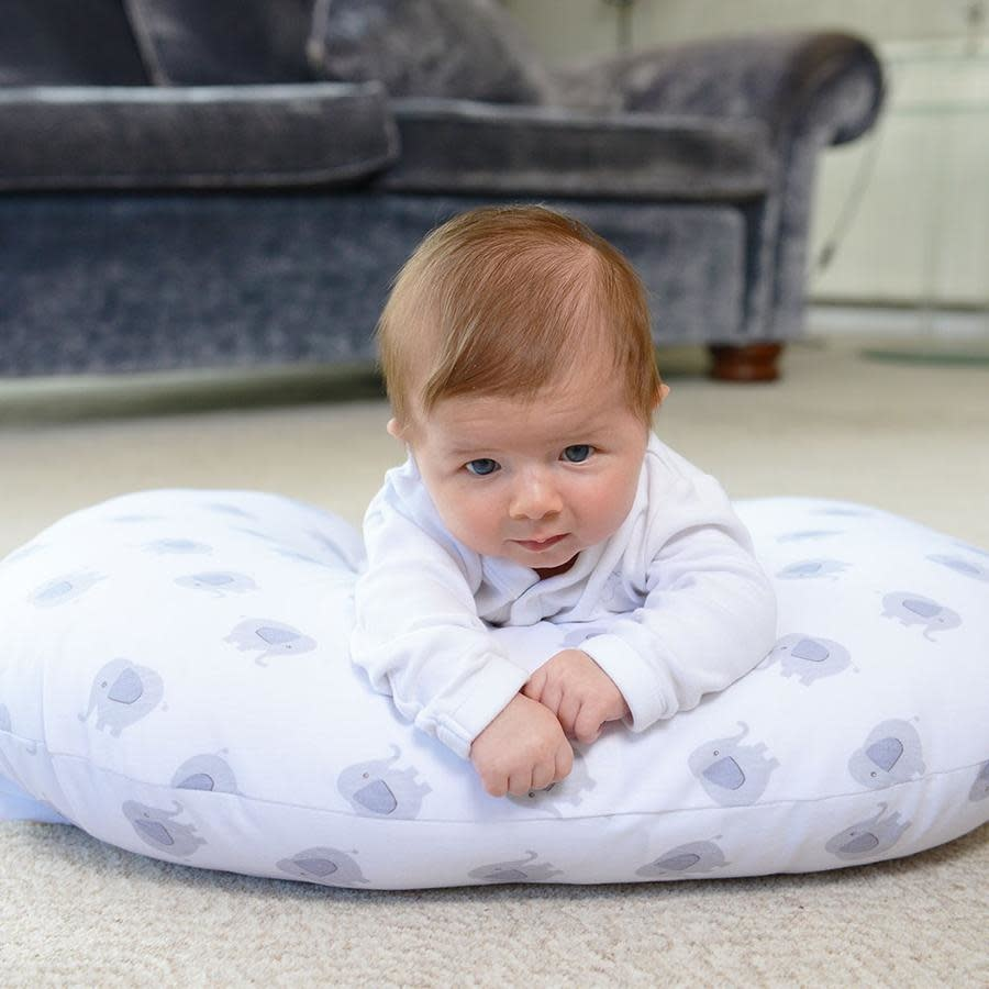 Purflo Purlo Purair Feeding Cushion - Elephant
