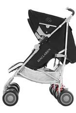 MacLaren Maclaren Twin Techno Stroller - Black