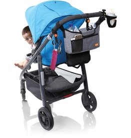 Dreambaby Dreambaby On-The-Go Stroller Kit - Grey Denim