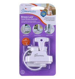 Dreambaby Dreambaby Breezz-Lock Keyed Window Restrictor