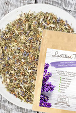 The Yummy Mummy Food Company The Yummy Mummy Food Company Lactation Tea with Lavender, Fennel & Fenugreek