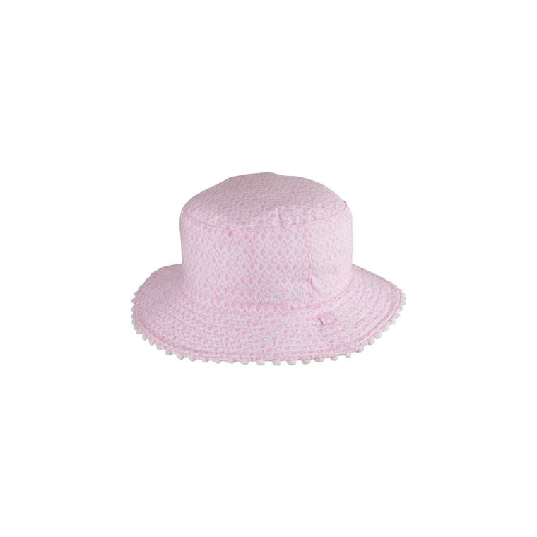 Millymook Millymook Baby Girls Bucket Orissa Pink L (12-24 months)