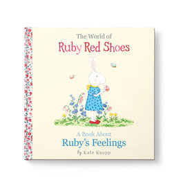 Affirmation Publishing Affirmations Publishing Ruby Red Shoes: Feelings
