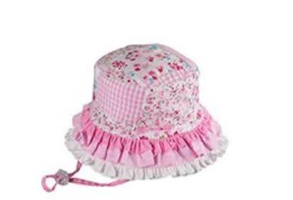 Millymook Millymook Baby Girls Bucket Rah Rah - Pink (S)