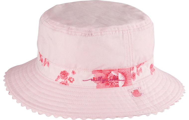 Millymook Millymook Girls Bucket Blooms - Pink