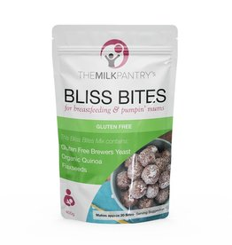 The Milk Pantry The Milk Pantry Gluten Free Bliss Bites Mix 400g