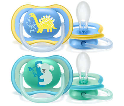 Avent Avent Soother AIR DECO 18M+ MIXED SCF349/10