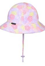 Bedhead Bedhead Girls Toddler Bucket Hat 'Rose' Print -