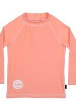 Bedhead Bedhead Girls Rash Vest UPF50+ - Peach - 6-12 years / XXL