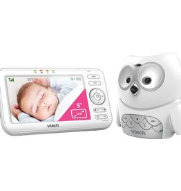 VTech Vtech BM500-Owl Safe & Sound Video & Audio Baby Monitor