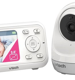 VTech Vtech BM3400 Safe & Sound Tilt & Pan Video & Audio Baby Monitor