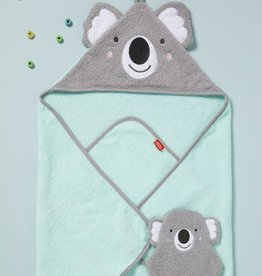 Weegoamigo Weegoamigo Colourplay Hooded Towel