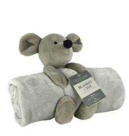 Little Linen Little Linen Plush Toy & Blankets
