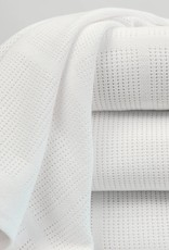 Little Bamboo Little Bamboo Cellular Blanket Cot - 150 x 120cm