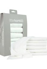 Little Bamboo Little Bamboo Wash Cloths - 6 Pack
