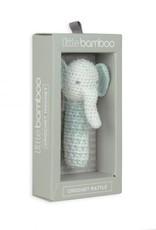 Little Bamboo Little Bamboo Crochet Rattle -